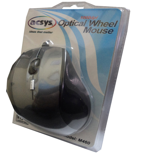 Mouse Accupoint Systems Inc